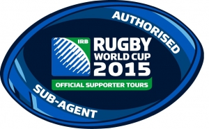 Official Packages for Rugby World Cup 2014